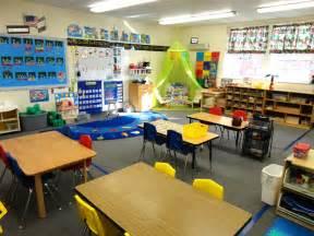 School Classroom Kindergarten