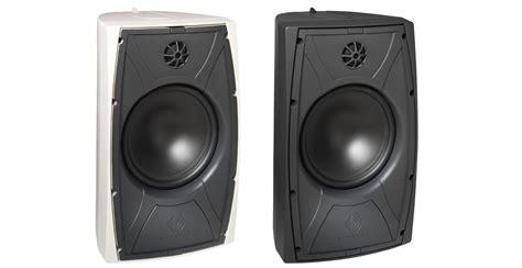 sonance in ceiling outdoor speakers sonance lcr2 in wall rectangular speaker whatmough audio