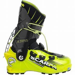 Scarpa Ski Boot Size Chart Scarpa Alien 1 0 Alpine Touring Boot Backcountry Com