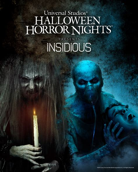 Halloween Horror Nights News New Franchise Joins Lineup