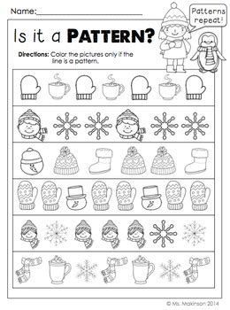 january printables kindergarten literacy  math  ms