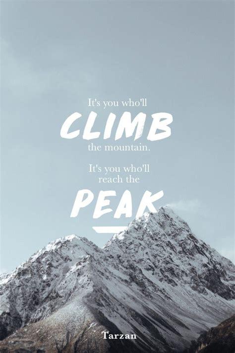 wholl climb  mountain   wholl reach