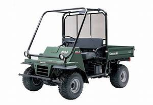 Kawasaki Mule 2510 Diesel Service Manual Repair 2000