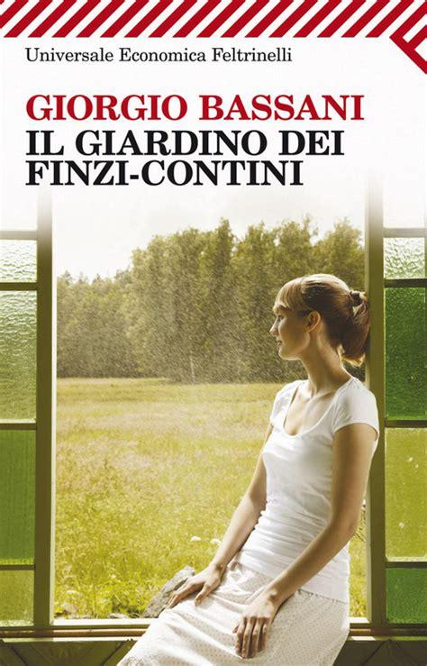 Il Giardino Dei Finzicontini Ebook, Giorgio Bassani