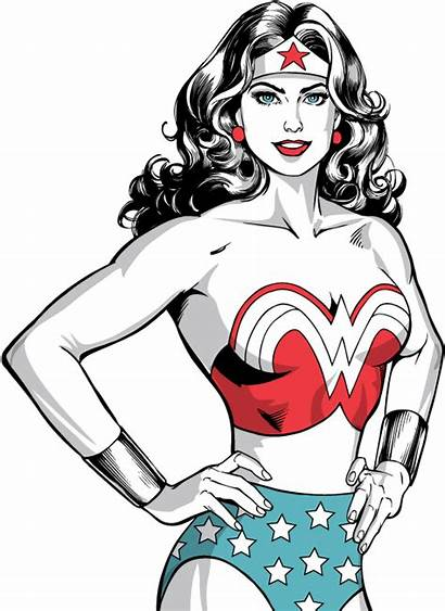 Wonder Woman Clipart Drawing Transparent Coletivo Pinclipart
