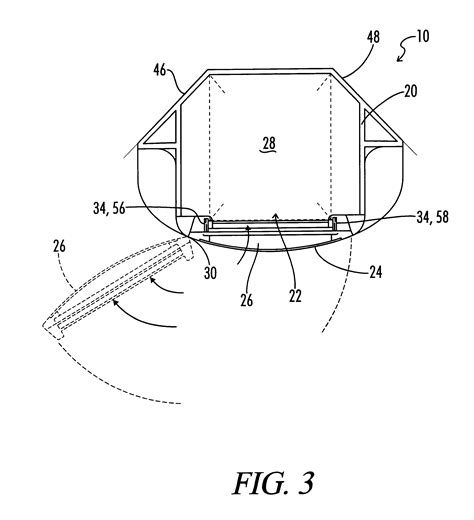 Uspto Pair Help Desk by Patent Us6220681 Armoire With Built In Desk Patents