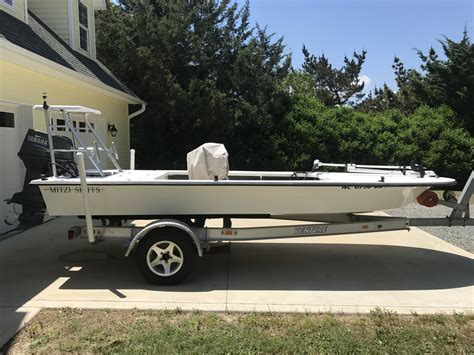 Mitzi Skiff Boat Trader by 2007 17 Mitzi Skiff The Hull Boating And