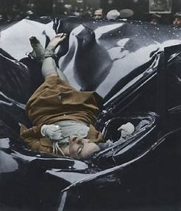 Evelyn Mchale 1947   U0026quot The Most Beautiful Suicide U0026quot Taken By Robert Wiles    Colorization
