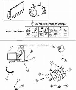 Maytag Mlg2000aww Parts List And Diagram