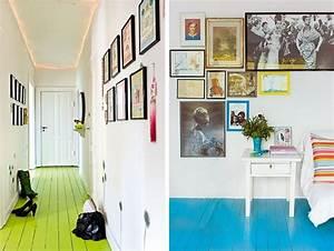 Comment Peindre Une Chambre En 2 Couleurs : simple parquet peint with repeindre une chambre en 2 couleurs ~ Melissatoandfro.com Idées de Décoration