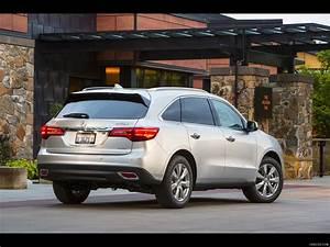 Comparison Acura MDX Base 2015 vs Lexus RX 350