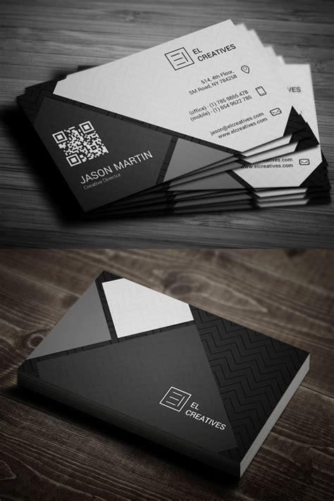 modern business card psd templates design graphic