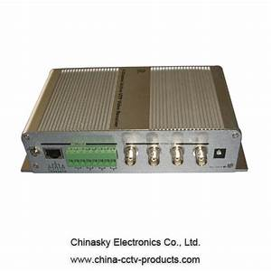China 4 Channel Active Video Receiver Manufacturer  4