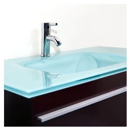 vasque verre salle de bain carrelage salle de bain