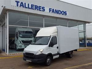 Iveco Daily 20m3 : caja cerrada iveco 35c15 20m3 furgonetas y furgones usado talleres fandos venta de ~ Gottalentnigeria.com Avis de Voitures