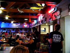 Joe's Crab Shack Dance at Pacific Beach - YouTube