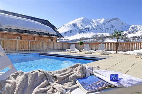 ski et piscine chauff 233 e go 233 lia r 233 sidences vacances