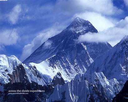 Everest Mt Wallpapers Mount Mountain K2 Nepal