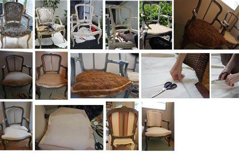 comment retapisser un fauteuil louis xv 1000 id 233 es sur le th 232 me retapisser un fauteuil sur retapisser une chaise