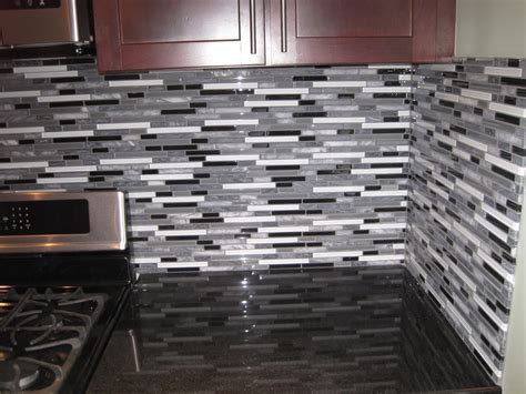how to install glass mosaic tile kitchen backsplash installing glass tile backsplash basement and tile