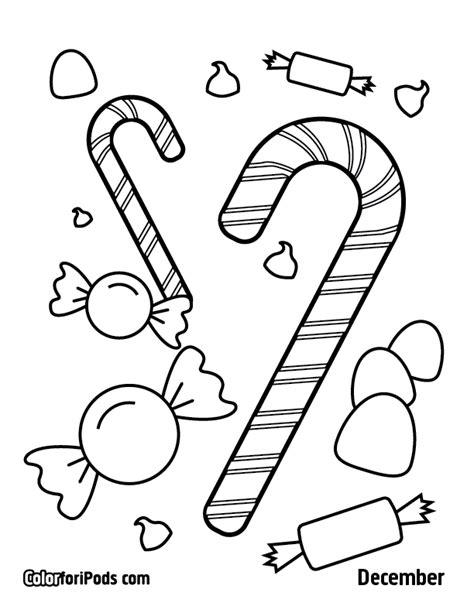 december coloring pages december coloring pages