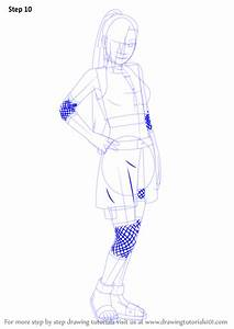 learn how to draw ino yamanaka from step