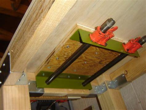 double pipe clamp  vise  elduque  lumberjockscom