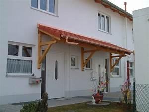 Vordach Hauseingang Modern : vordach aus holz sch ne ideen ~ Michelbontemps.com Haus und Dekorationen
