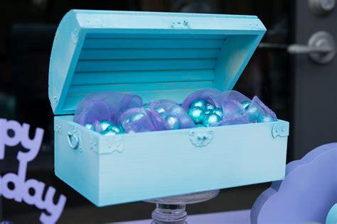 Purple, Mint and Aqua Mermaid Themed Birthday Party   The Celebration Society