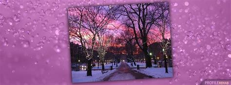 winter cover winter sunset facebook covers christmas winter scenes