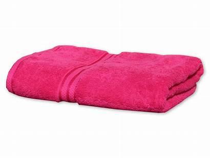 Fuchsia Bath Towel Colour Towels
