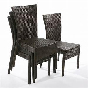 Chaise de jardin vima