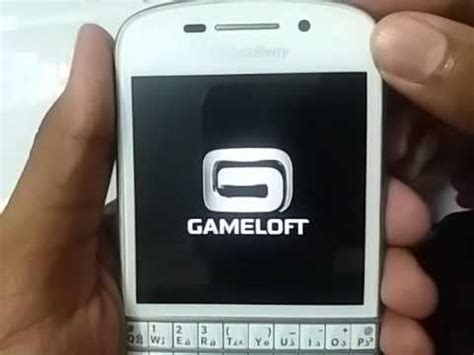 asphalt 8 gameplay on blackberry q10