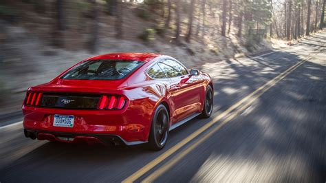 ford mustang ecoboost  wallpapers hd