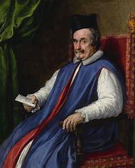 Portrait of Innocent X Diego Velazquez