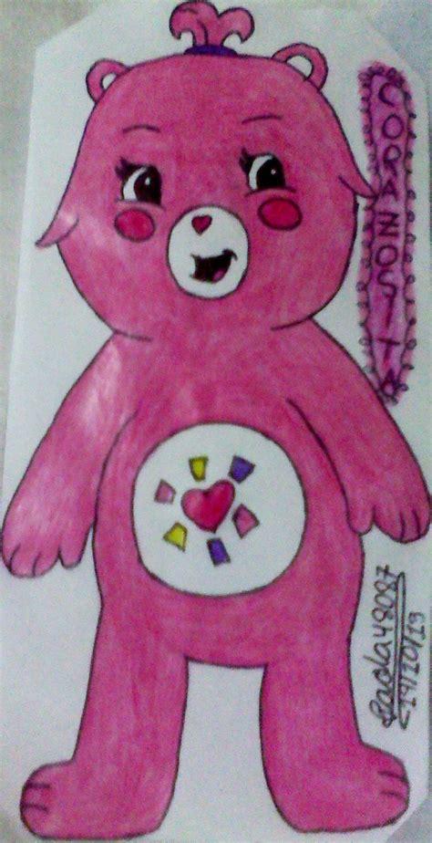 hopeful heart bear care bears  clubpenguin  deviantart