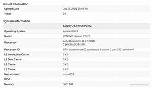 Upcoming Lenovo Vibe P2 Gets Benchmarked With 4gb Of Ram
