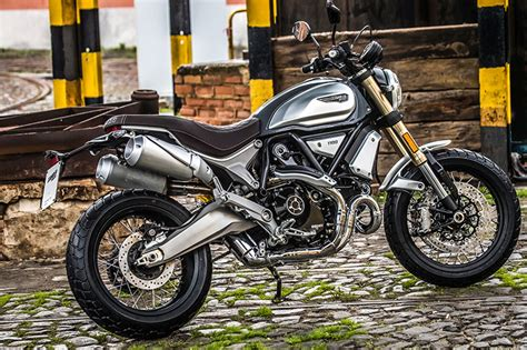 Review Ducati Scrambler 1100 by Ducati Scrambler 1100 2018 Review