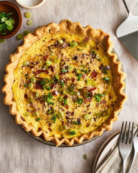 quiche lorraine classic easy quiches recipe recipes joe kitchn