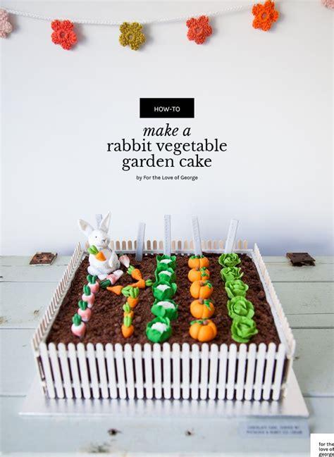 ideas  garden cakes  pinterest vegetable