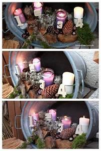 Paletten Deko Weihnachten : einen outdoor adventskranz selbermachen sieht toll aus adventskalender pinterest ~ Buech-reservation.com Haus und Dekorationen