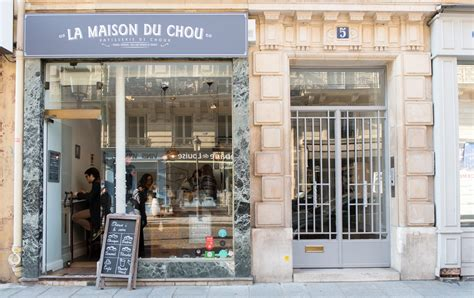 the amazing unique puffs of la maison du chou