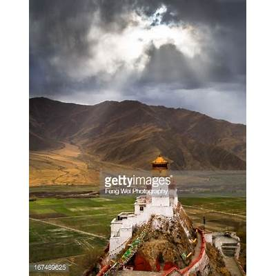 Yungbulakang Palace Tibet Stock PhotoGetty Images