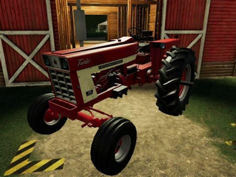 Fs19 Case Ih 66 Series V2 Simulator Games Mods