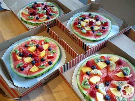 kindergeburtstag kindergarten essen melonen pizza zum fr 252 hst 252 ck rezepte kindergeburtstag essen kita kindergarten essen und