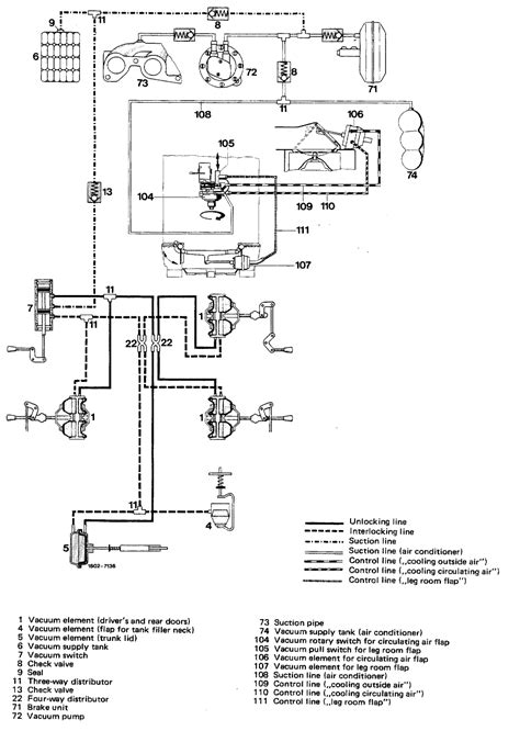 1985 300sd Mercede Part Diagram by New Question Vacuum Schematic For 240d 83 Is One