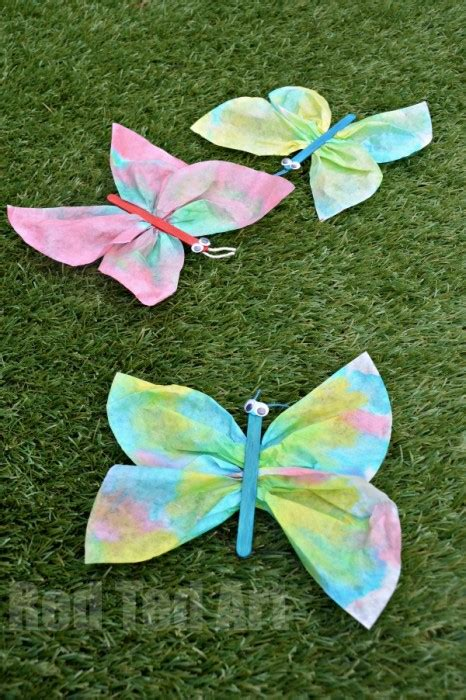 butterfly crafts for 519 | x42