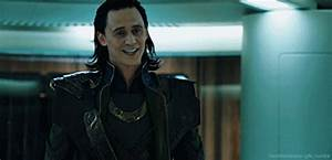Thomas William Perfect Hiddleston, Loki's smile in The ...