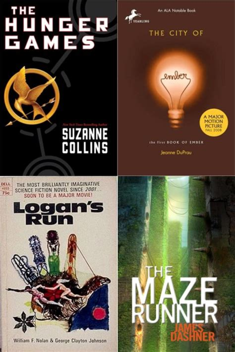 Dystopia Books A To Z