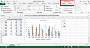 Cara Membuat  U0026 Memformat Diagram Batang Di Microsoft Excel